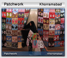 Patch work - Khorramabad